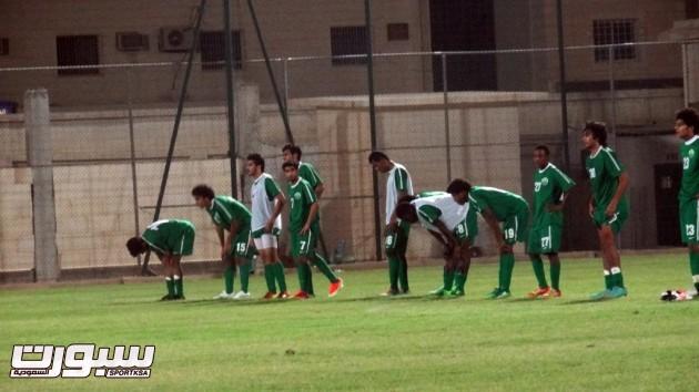 تدريبات المنتخب الاولمبي 5