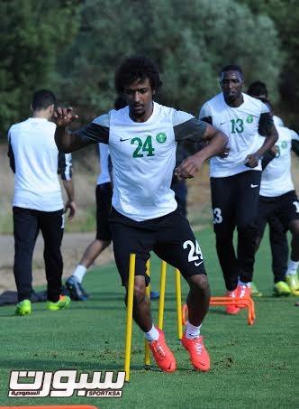 تدريبات المنتخب السعودي الأول لكرة القدم 2014 - 6