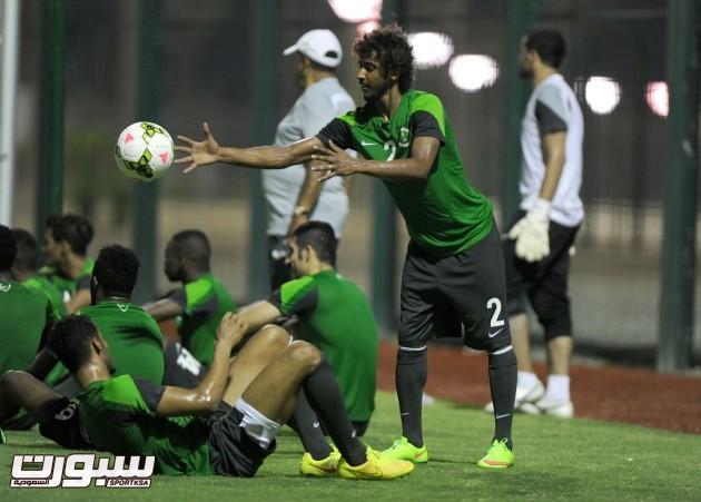 تدريبات المنتخب السعودي (10) 
