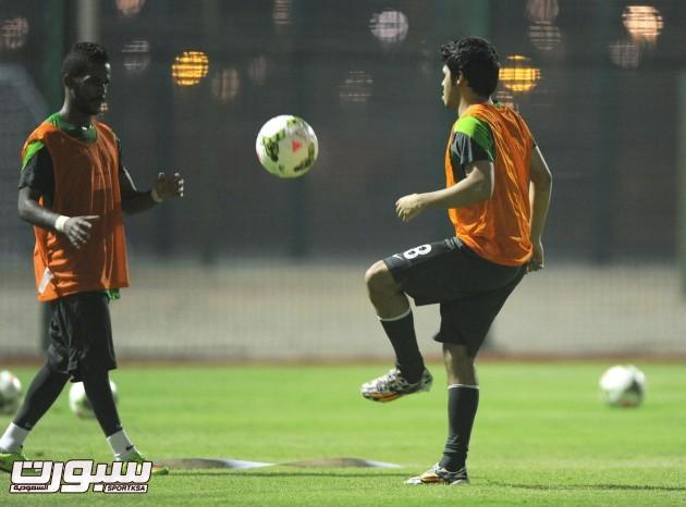 تدريبات المنتخب السعودي (9) 