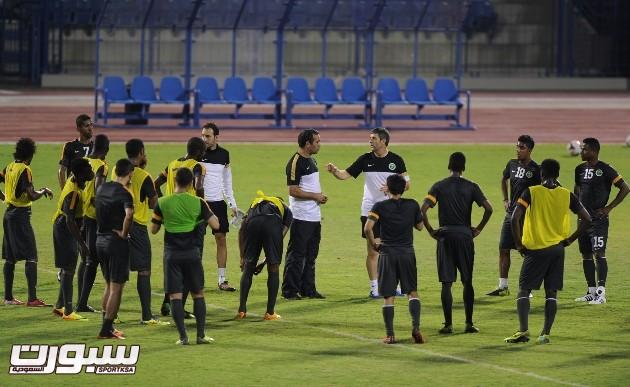 تدريبات المنتخب (13) 