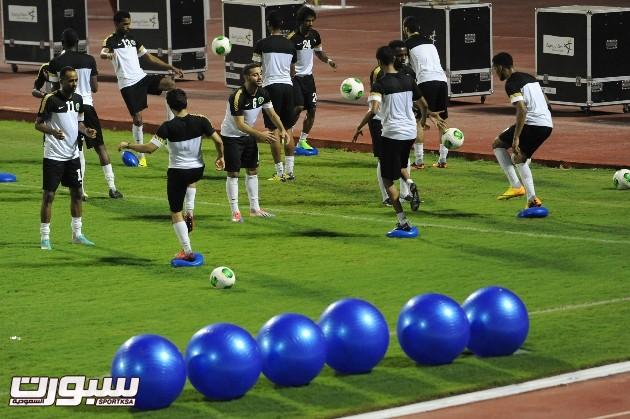 تدريبات المنتخب (3) 