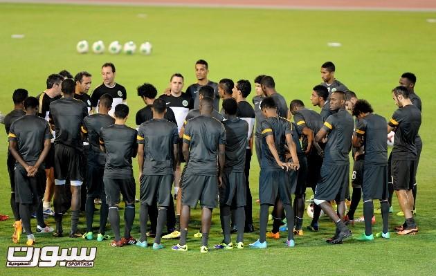 تدريب المنتخب (1)