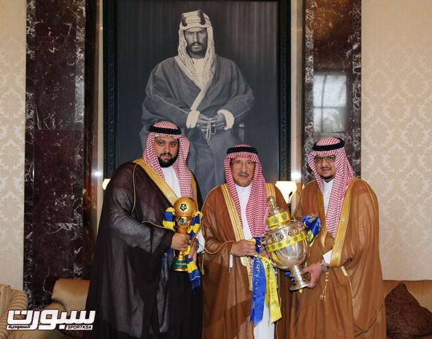 تركي بن ناصر ورئيس النصر4
