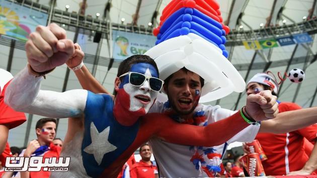 تشيلي اسبانيا 1