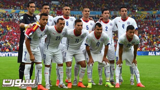 تشيلي اسبانيا 2
