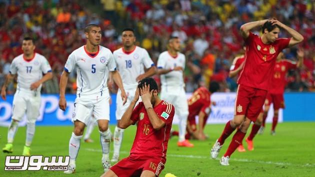 تشيلي اسبانيا 21