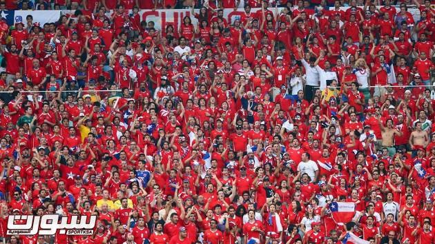 تشيلي اسبانيا 22
