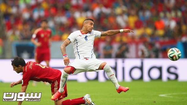 تشيلي اسبانيا 6