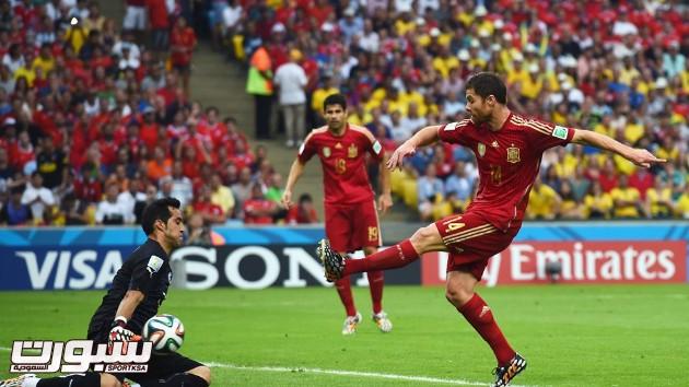 تشيلي اسبانيا 7