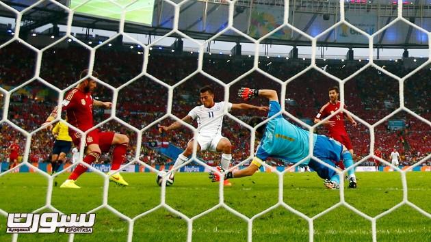 تشيلي اسبانيا 9