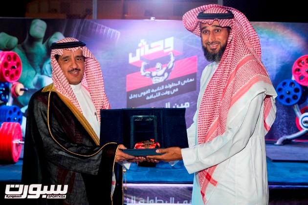 تكريم فيصل النصار من عبدالمحسن الحقباني
