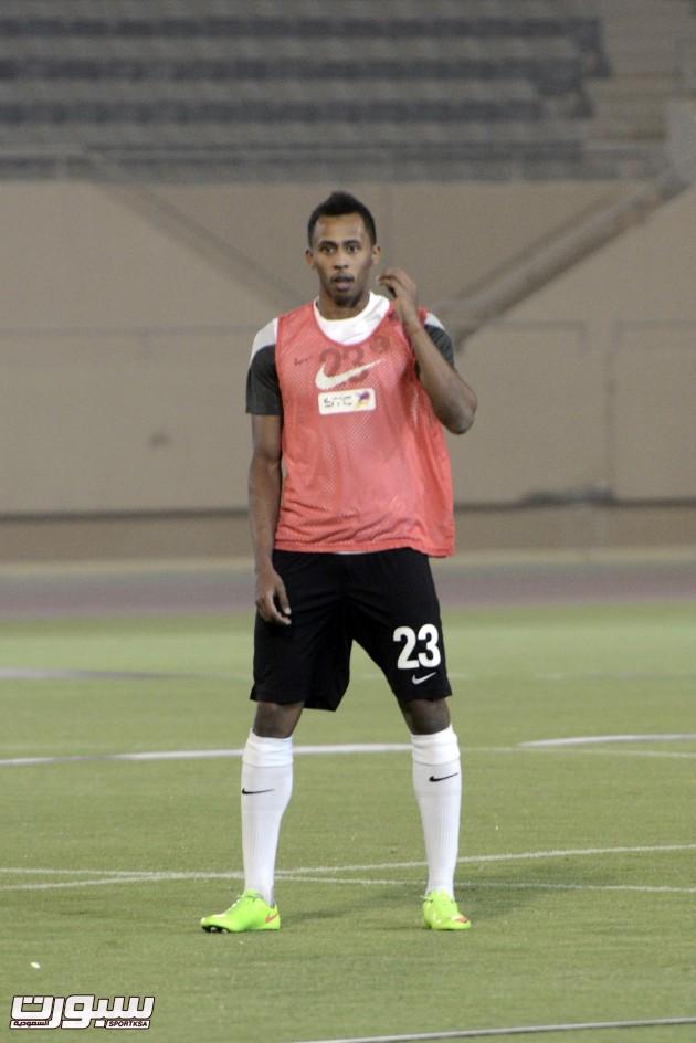 تمارين المنتخب لدورة الخليج02