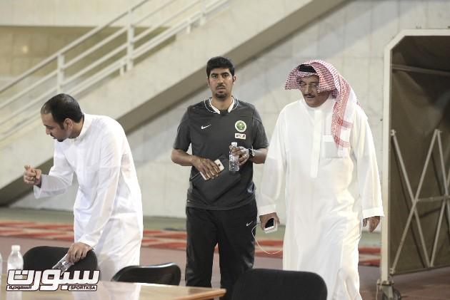 تمارين المنتخب لدورة الخليج05