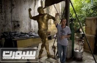 تمثال بيليه