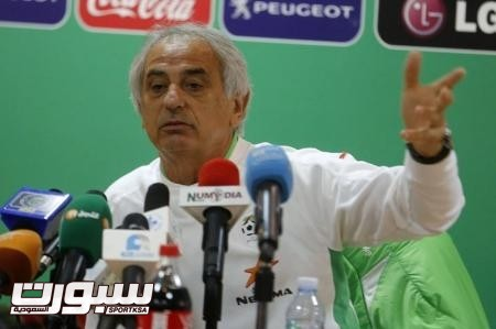 خليلوجيتش مدرب الجزائر: لن نذهب الى البرازيل للسياحة