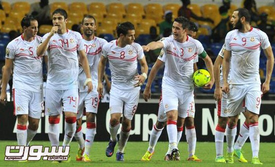 Tunisia national football team players c