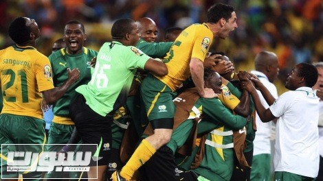 Morocco v South Africa - 2013 Africa Cup of Nations: Group A