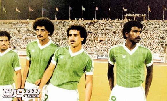 جيل 1984 منتخب السعودية