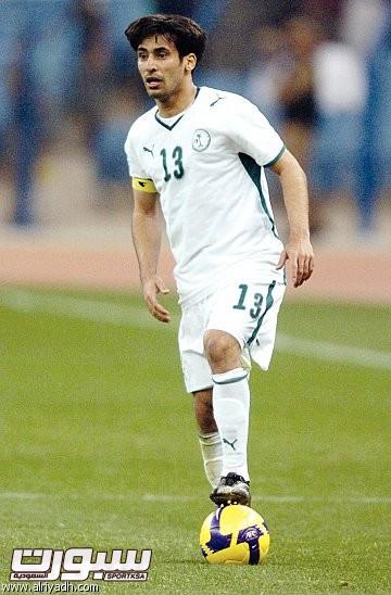 حسين عبدالغني المنتخب