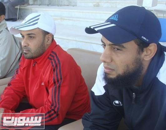 حسين والعربي