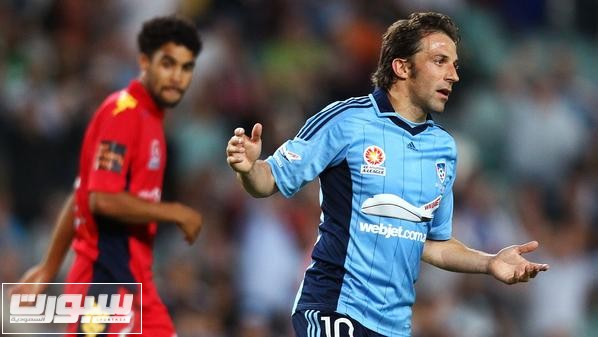 A-League Rd 8 - Sydney v Adelaide
