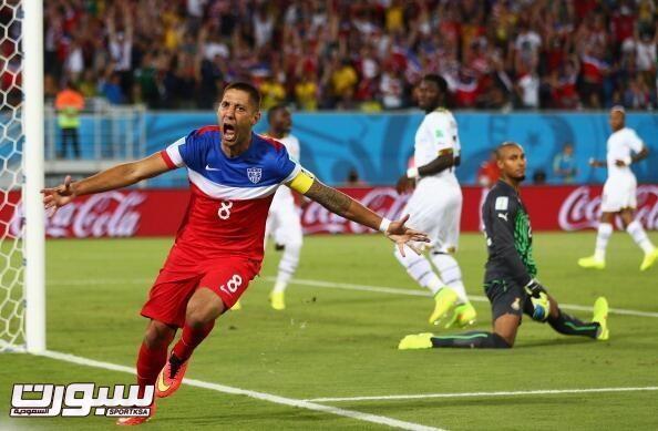 ديمبسي امريكا و غانا