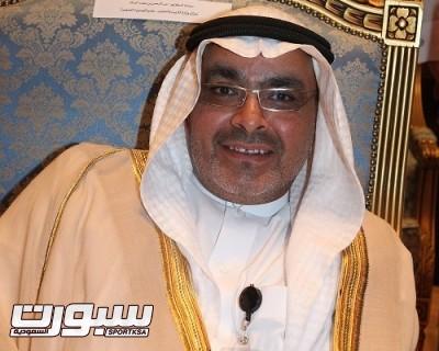رئيس اتحاد الجمباز عبدالحميد المسعود
