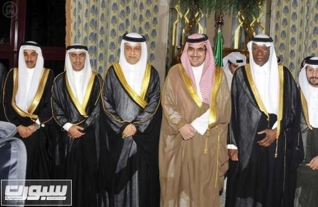 رئيس  الاتحاد اسيا و الاتحاد السعودي