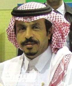 رئيس الاتحاد السعودي للمبارزة بندر الصالح