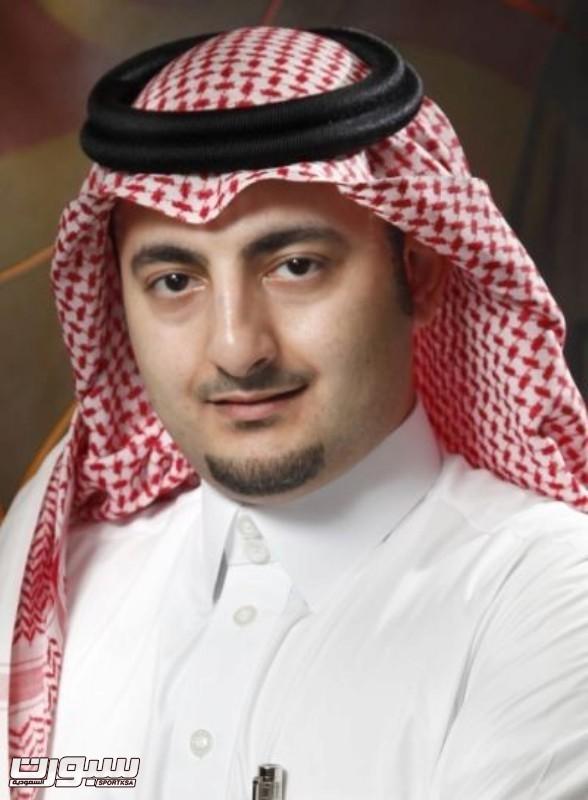 رئيس الاتحاد غدران سعيد غدران