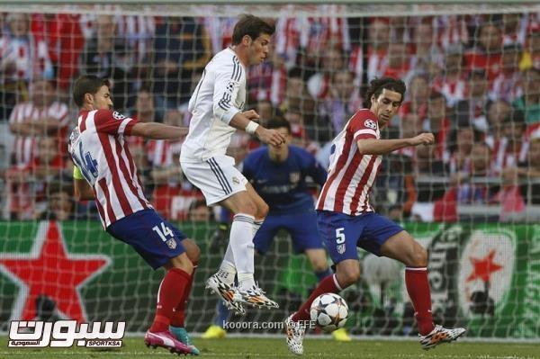 ريال مدريد و اتلتيكو مدريد