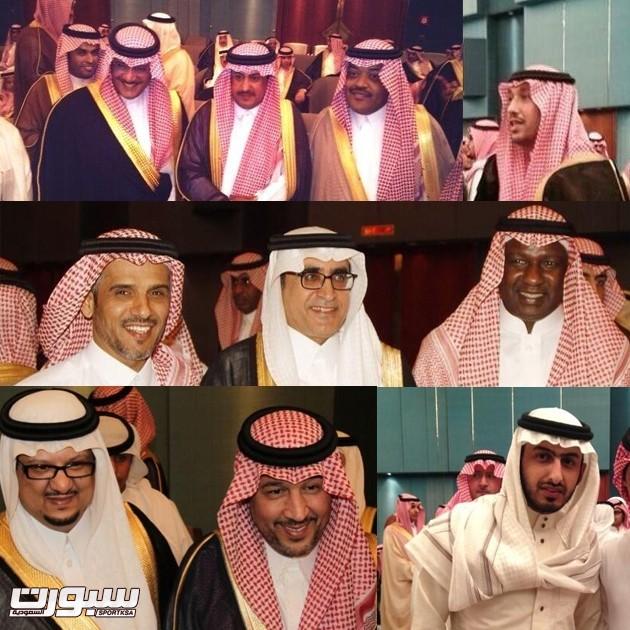 زفاف رئيس النصر