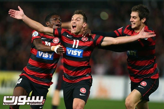 Soccer - ACL - Western Sydney Wanderers Vs. Sanfrecce Hiroshima