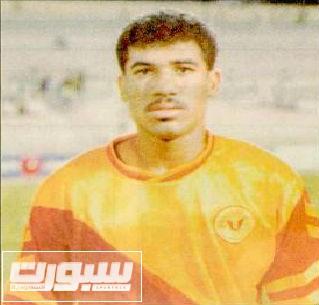 صالح القنبر لاعب القادسية