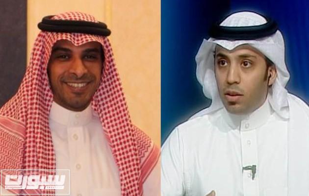 عادل الزهراني -وليد بن طالب