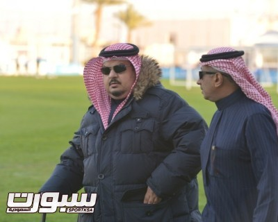 عبدالرحمن بن مساعد رئيس الهلال