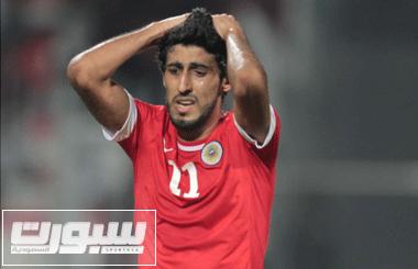 عبداللطيف البحريني لاعب