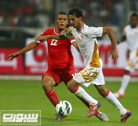 عمان البحرين خليجي 21