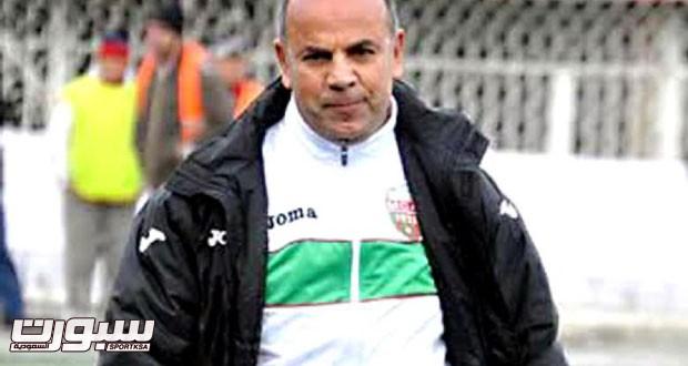 فؤاد بو علي مدرب جزائري