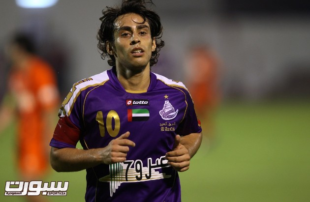 Ajman vs Al Ain Football Match