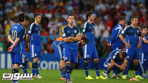 فرحة المانيا بكأس العالم 2014 - 7