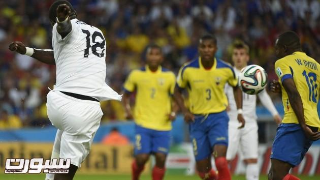 فرنسا اكوادور 6