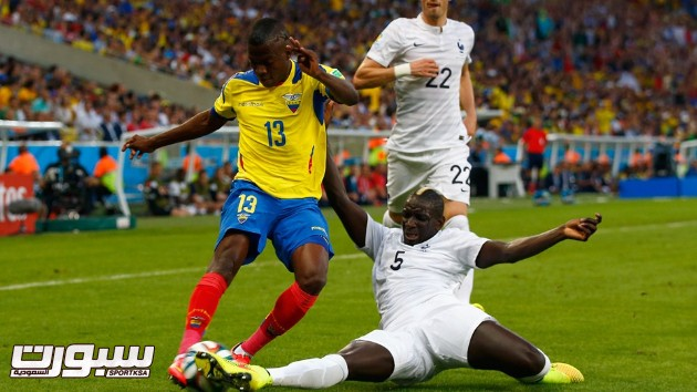 فرنسا اكوادور 7