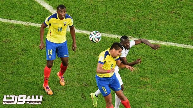 فرنسا اكوادور 8