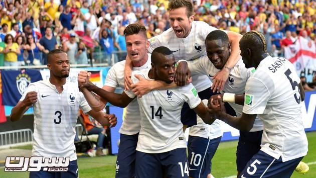 فرنسا سويسرا 16