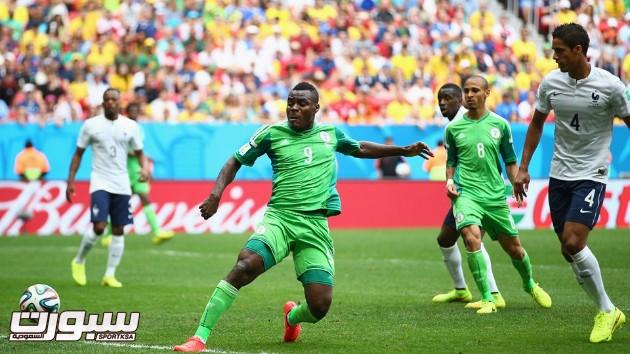 فرنسا نيجريا 13