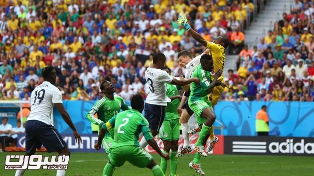 فرنسا نيجريا 15
