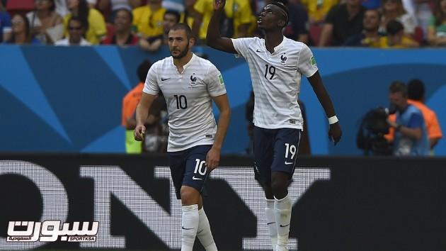 فرنسا نيجريا 18