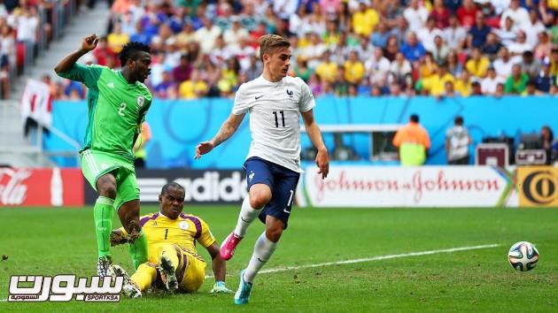 فرنسا نيجريا 21
